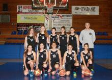 Νεανίδες 2014-15 Μπάσκετ.